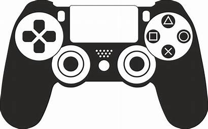 Controller Clipart Dualshock Ps4 Vector Play Station