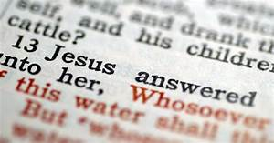 Quiz: Can You M... Test Bible Quotes