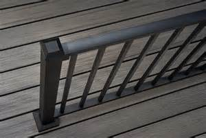 decking railing options styles trex