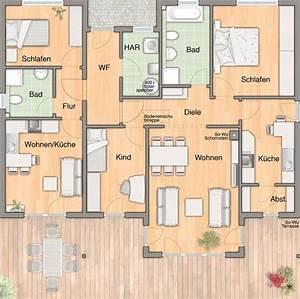 Haus Mit Einliegerwohnung Grundriss : die besten 25 bungalow mit einliegerwohnung ideen auf ~ Lizthompson.info Haus und Dekorationen
