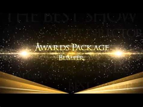 after effects template eventes awards show package youtube