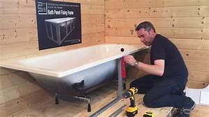 Bath Frame Fixing Instructions  Quick  Easy  Cost