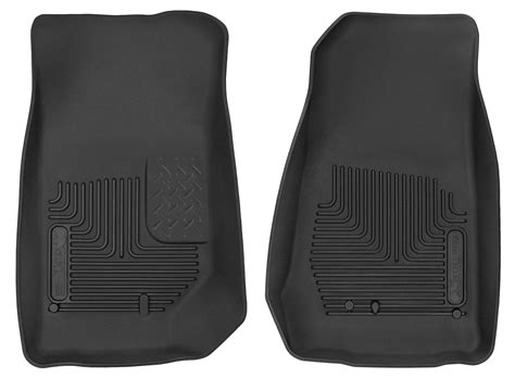 husky liners 174 x act contour front floor liners for 07 13
