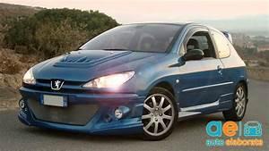 Peugeot 206 Hdi : 206 206 gti hdi 1 6 16v tuning youtube ~ Medecine-chirurgie-esthetiques.com Avis de Voitures