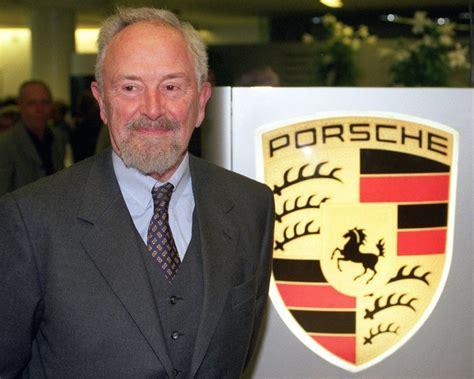 ferdinand alexander porsche ferdinand a porsche who designed legendary 911 dies at