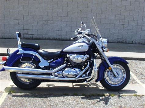 Suzuki Boulevard 2008 by Buy 2008 Suzuki Boulevard C50 Cruiser On 2040 Motos