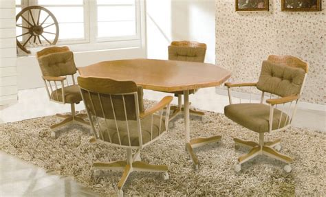 upholstered dining chairs with casters jacshootblog