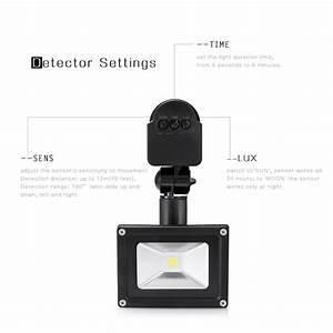 How To Adjust Motion Sensor Lights