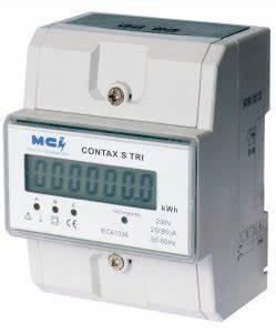 Sous Compteur Electrique Triphasé : compteur electrique triphas branchement sur tc ~ Dailycaller-alerts.com Idées de Décoration