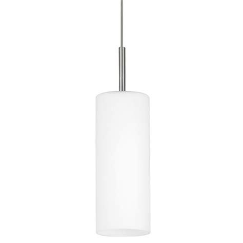 white pendant light eglo 85977 troy 3 single white satinated glass pendant light