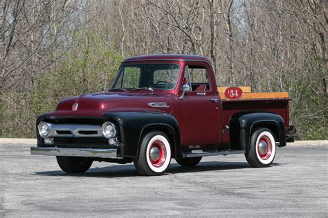 1954 Ford F100 by 1954 Ford F100 Fast Classic Cars