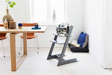 chaise trip trap tripp trapp high chair by stokke lookboxliving