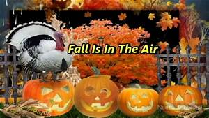 Fall Is In The Air,I Love Fall,Happy Autumn Season Wishes ...