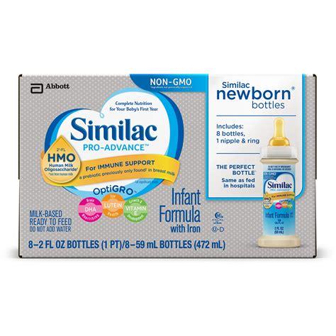 Abbott Similac Sensitive Optigro Milk Based Powder With