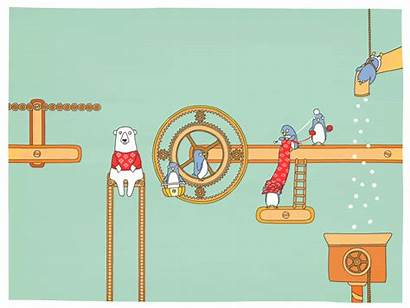Assembly Line Loop Gifs Animated Factory Giphy