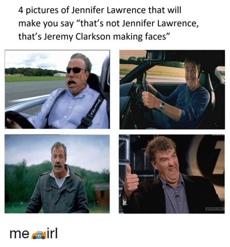 4 Picture Meme - 4 pictures of jennifer lawrence that will make you say that s not jennifer lawrence that s