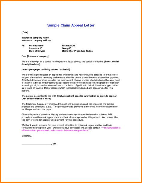 appeal letter exampledical letters sample  school