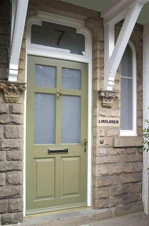Front Entrance Doors by Timber Entrance Doors Timber Front Door Glazed