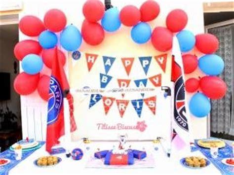 cherche id 233 e d 233 co pour un anniversaire theme psg bar