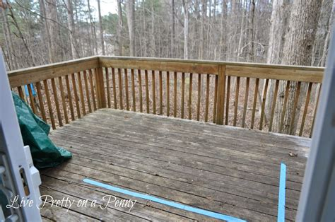 deck o seal home depot project deck orating part two live pretty on a