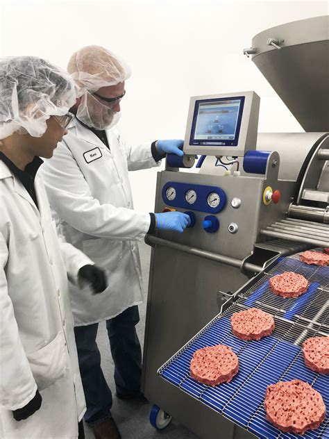 Partnership: Beyond Meat installs Marel RevoPortioner