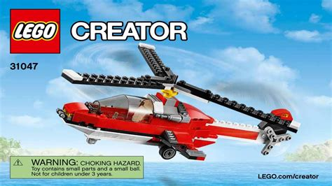 Lego Boat Plane by For Lego Creator 31047 Propeller Plane