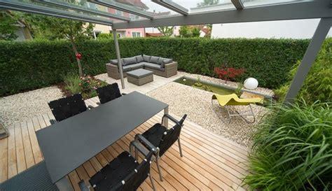 Gartengestaltung Bilder Moderngarten Anlegen Modern