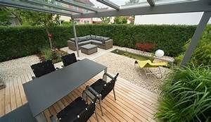 Gartengestaltung Hang Modern : gartengestaltung bilder modern garten anlegen modern ~ Lizthompson.info Haus und Dekorationen