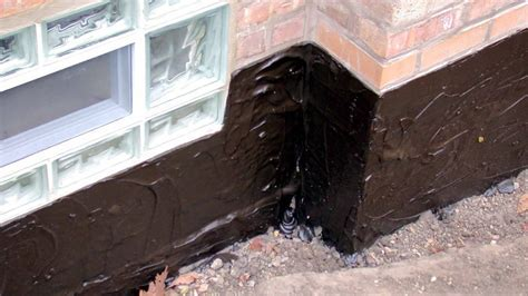 Waterproofing Brickwork and Damp Proofing External Walls