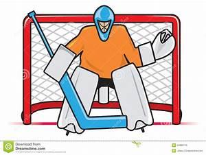 Hockey Goalie Royalty Free Stock Photo - Image: 24880715