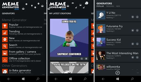 Meme Online Generator - meme generator suite pro goes free today only windows central