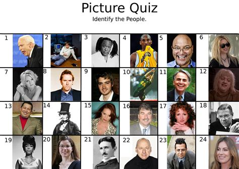 Printable Pub Quiz Questions Picture Rounds And Answer