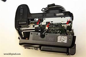 Nikon Coolpix 5400 Service  U0026 Repair Manual   Parts List