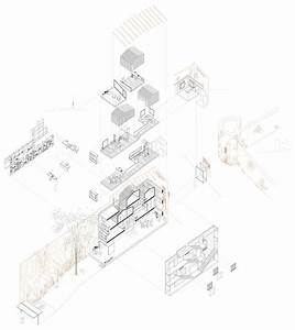 216 Best Images About Exploded Axonometric