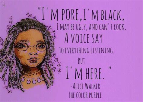what is the color purple about feminist reading journey walker the color purple