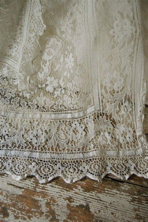 antique lace curtains house ware