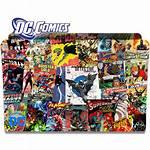 Folder Icon Dc Comics Deviantart Favourites