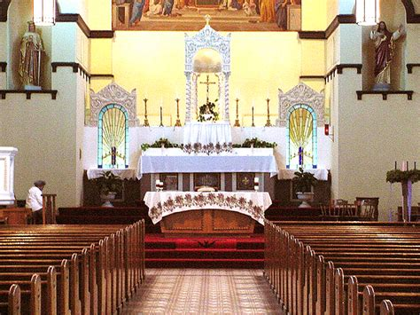 Corpus Christi Catholic Church, New Orleans, LA