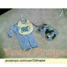 Little Man Calvin Baby Outfit original movie costume