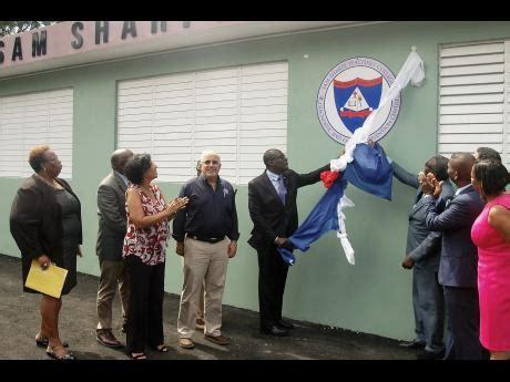 sam sharpe teachers college opens diagnostic centre