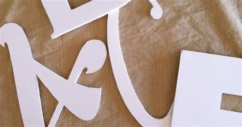 foam board letters    silhouette awesome silhouettecameo tutorials pinterest