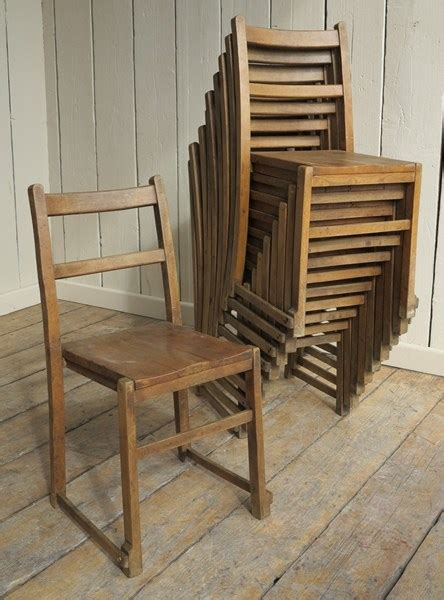 wooden stackable church chairs antique wooden reclaimed stacking church chairs