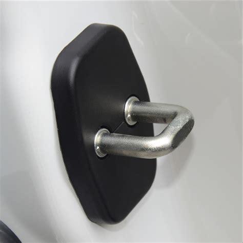 cer door lock car styling car door lock cover anti corrosive for peugeot