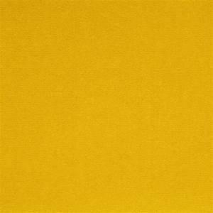 Folia Velvet Fabric - Mustard (130371) - Harlequin Folia