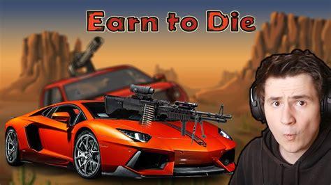 Tunění Lamborghini! (earn To Die #5)