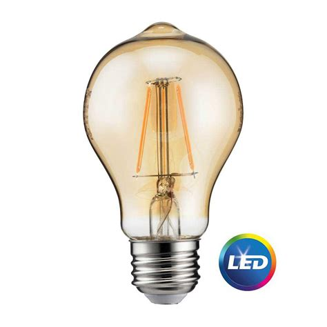 philips a19 dimmable led l philips 60w equivalent vintage soft white a19 dimmable led