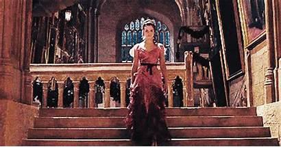 Prom Hermione Ball Yule Harry Granger Ron