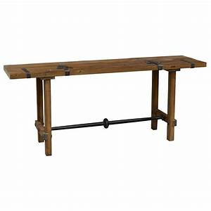 exum console table With coffee table 20 inches high