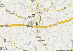 Google Maps Bremen : map of hampton inn bremen i 20 carrollton area bremen ~ Watch28wear.com Haus und Dekorationen