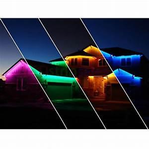12v waterproof led strip light kit rgb colour changing With outdoor led strip lights waterproof ebay
